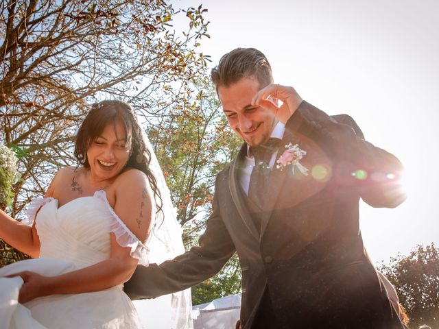 Il matrimonio di Christian e Jessica a Villadose, Rovigo 5