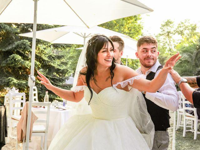 Il matrimonio di Christian e Jessica a Villadose, Rovigo 11