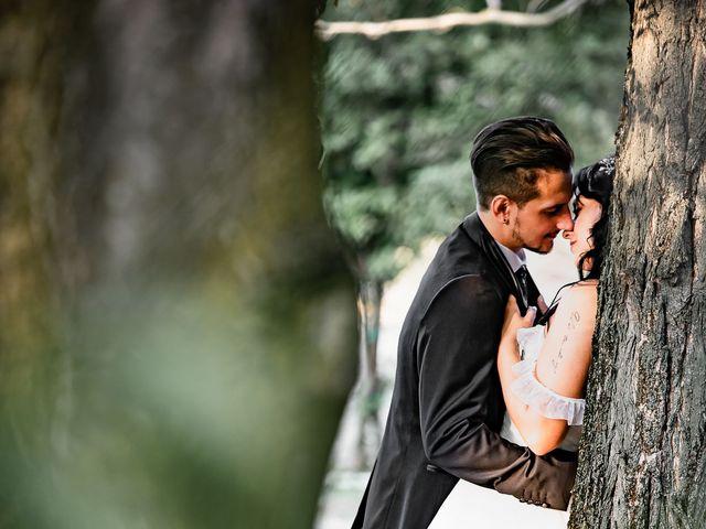 Il matrimonio di Christian e Jessica a Villadose, Rovigo 12