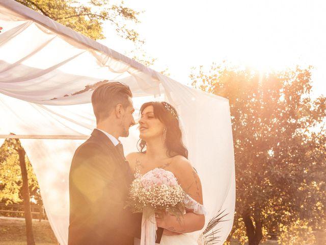 Il matrimonio di Christian e Jessica a Villadose, Rovigo 13