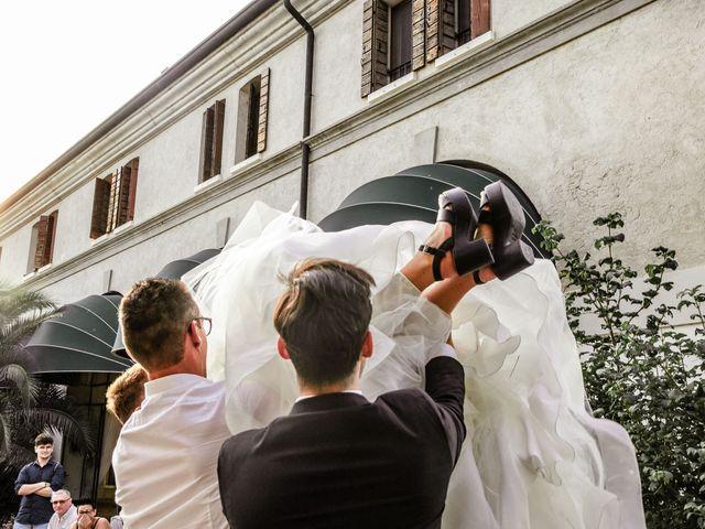 Il matrimonio di Christian e Jessica a Villadose, Rovigo 27