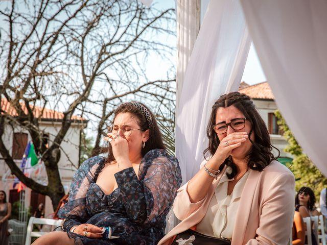 Il matrimonio di Christian e Jessica a Villadose, Rovigo 31