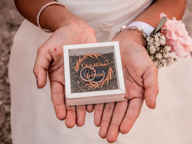 Il matrimonio di Christian e Jessica a Villadose, Rovigo 32