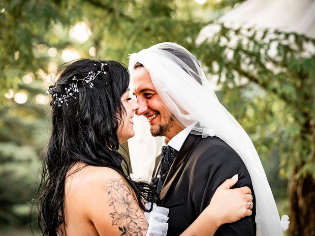 Il matrimonio di Christian e Jessica a Villadose, Rovigo 34