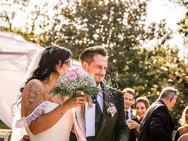 Il matrimonio di Christian e Jessica a Villadose, Rovigo 38