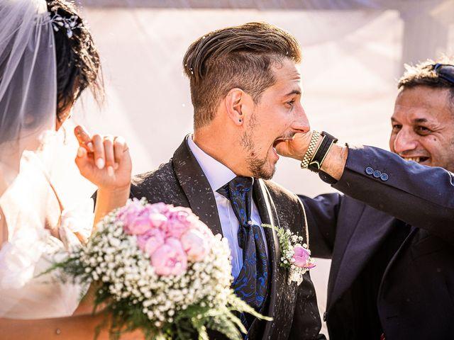 Il matrimonio di Christian e Jessica a Villadose, Rovigo 39