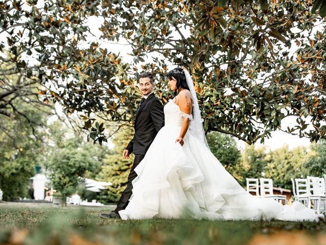 Il matrimonio di Christian e Jessica a Villadose, Rovigo 41
