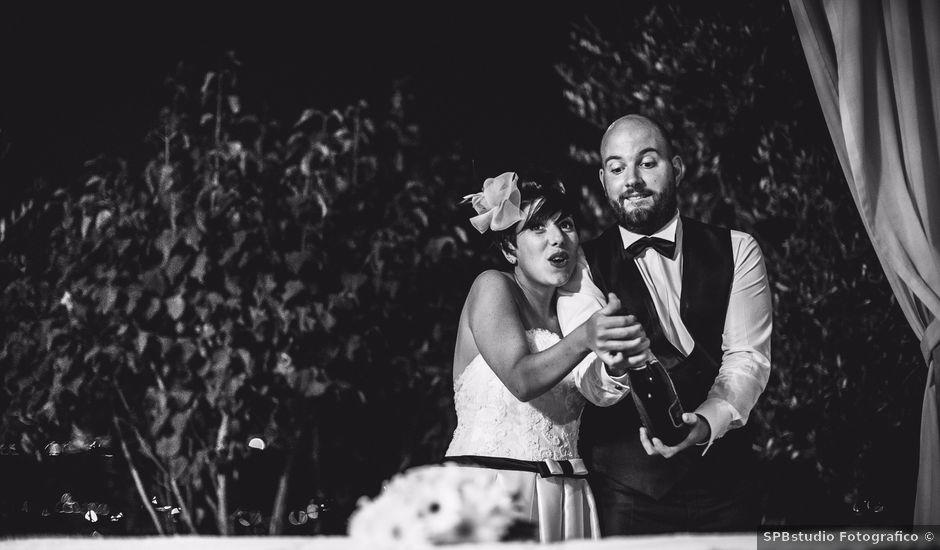 Il matrimonio di Gabriele e Martina a Pistoia, Pistoia