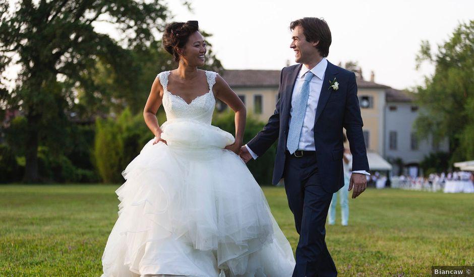 Il matrimonio di Roberto e Magalì a Piacenza, Piacenza