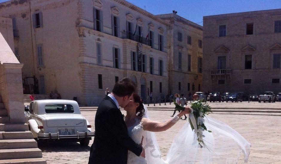 Il matrimonio di Gabriele e Marina a Trani, Bari