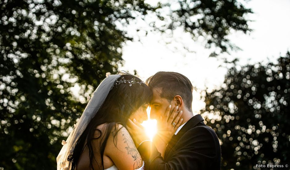 Il matrimonio di Christian e Jessica a Villadose, Rovigo