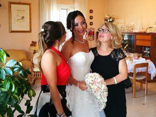 Le nozze di Ilaria Castelli  e Davide Cenci  1