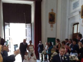 Le nozze di Ilaria Castelli  e Davide Cenci  2