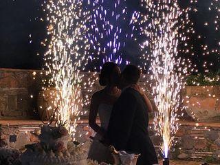 Le nozze di Ilaria Castelli  e Davide Cenci