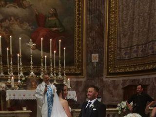 Le nozze di Ilaria Castelli  e Davide Cenci  3
