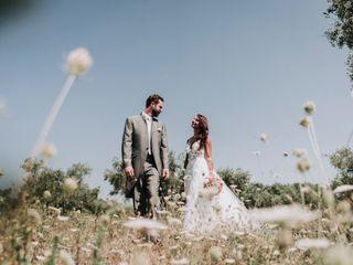 Le nozze di Magda e Remo