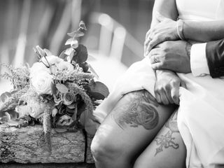 Le nozze di Sofie e Gas
