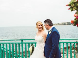 Le nozze di Cassandra e Franco