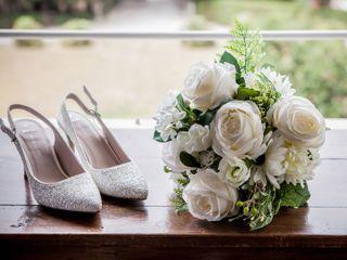 Le nozze di Rachel e Christopher 1