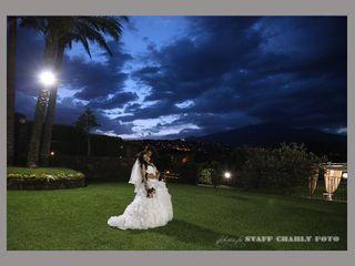 le nozze di Erika e Giuseppe 1