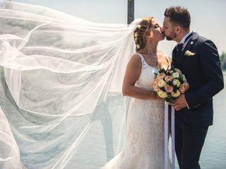 Le nozze di Angela e Andrea 1
