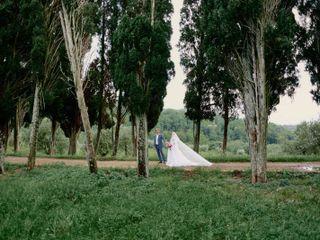 Le nozze di Alex e Yana