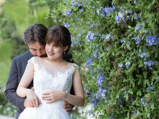 Le nozze di Katarzyna Wiktoria e Gennaro