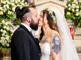 Le nozze di Mila e Sebastiano 1