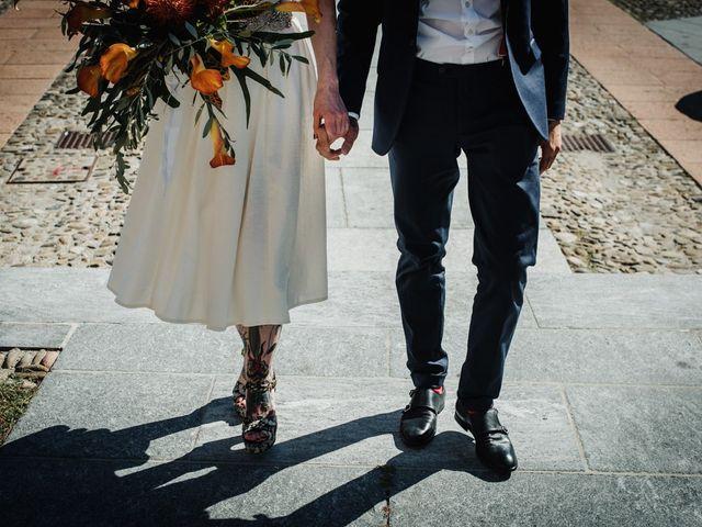 Il matrimonio di Marco e Elena a Bagnacavallo, Ravenna 32