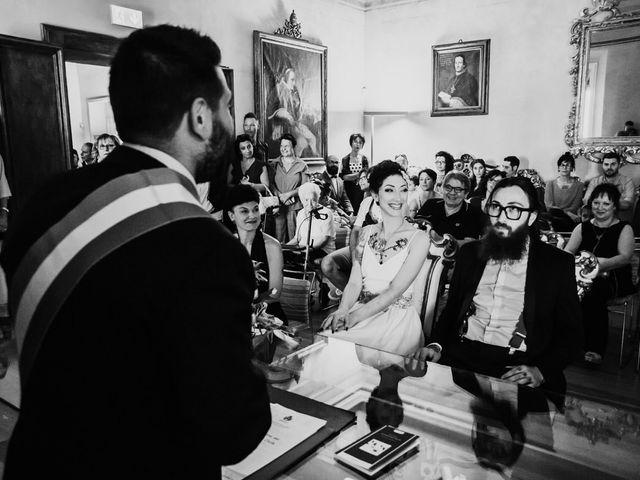 Il matrimonio di Marco e Elena a Bagnacavallo, Ravenna 33