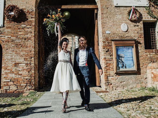 Il matrimonio di Marco e Elena a Bagnacavallo, Ravenna 39