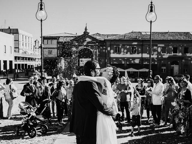 Il matrimonio di Marco e Elena a Bagnacavallo, Ravenna 40