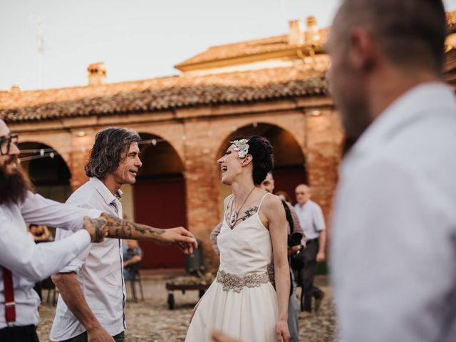 Il matrimonio di Marco e Elena a Bagnacavallo, Ravenna 61