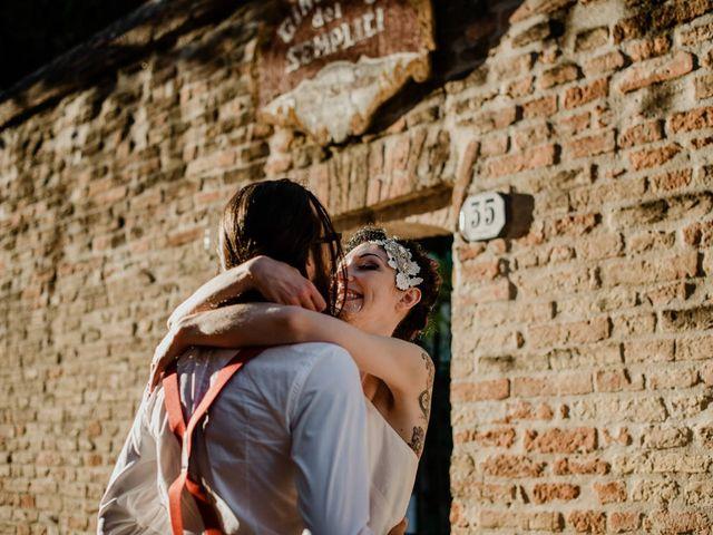 Il matrimonio di Marco e Elena a Bagnacavallo, Ravenna 62