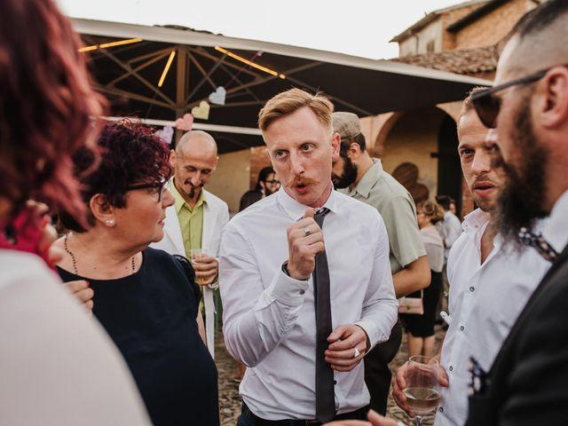 Il matrimonio di Marco e Elena a Bagnacavallo, Ravenna 66