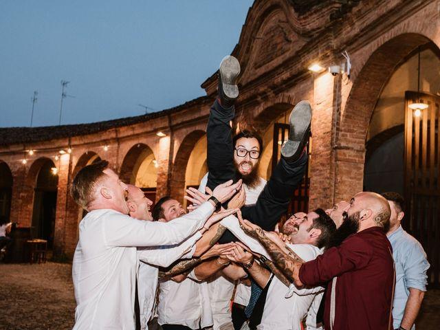 Il matrimonio di Marco e Elena a Bagnacavallo, Ravenna 68
