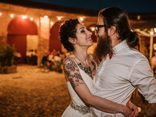 Il matrimonio di Marco e Elena a Bagnacavallo, Ravenna 73