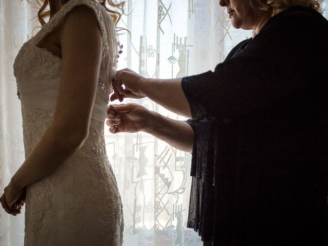 Il matrimonio di Emanuele e Olga a Offagna, Ancona 15