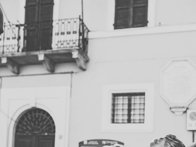 Il matrimonio di Emanuele e Olga a Offagna, Ancona 22