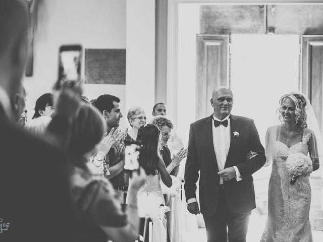 Il matrimonio di Emanuele e Olga a Offagna, Ancona 24