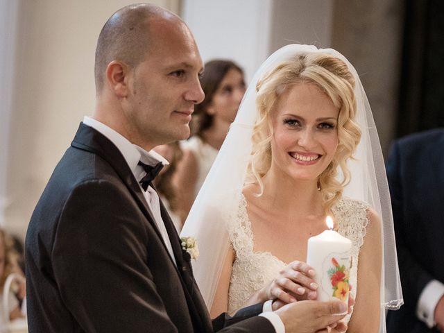 Il matrimonio di Emanuele e Olga a Offagna, Ancona 25