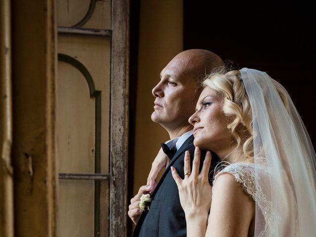 Il matrimonio di Emanuele e Olga a Offagna, Ancona 39