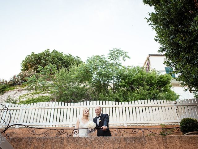 Il matrimonio di Emanuele e Olga a Offagna, Ancona 42