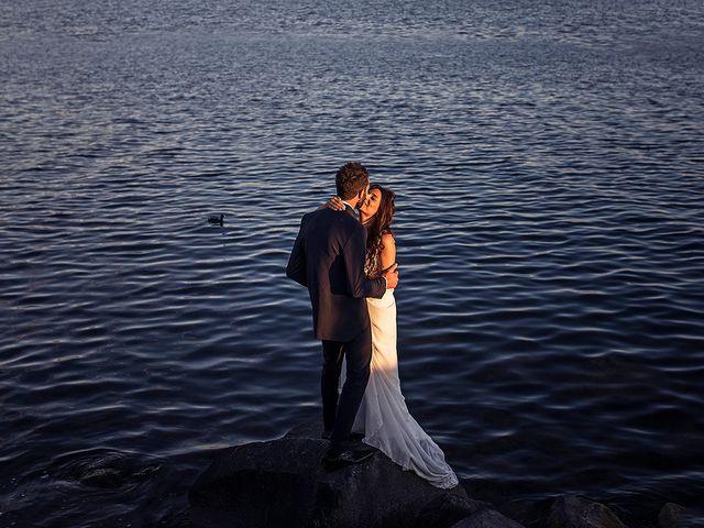 Le nozze di Elena e Maycol