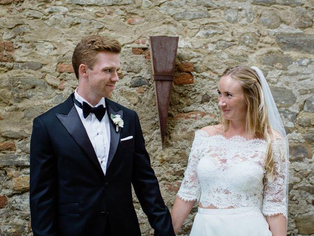le nozze di Benedikte e Bjornar