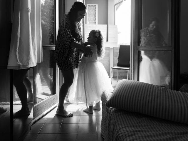 Il matrimonio di Gas e Sofie a Sirmione, Brescia 20