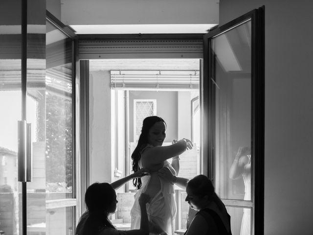 Il matrimonio di Gas e Sofie a Sirmione, Brescia 21