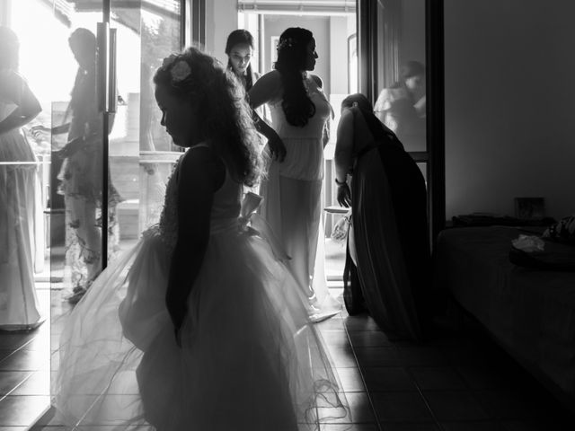 Il matrimonio di Gas e Sofie a Sirmione, Brescia 22