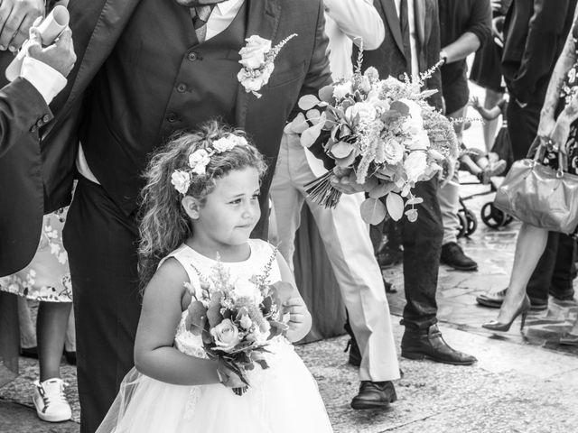 Il matrimonio di Gas e Sofie a Sirmione, Brescia 30