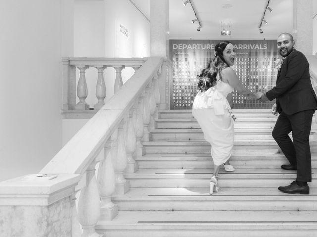 Il matrimonio di Gas e Sofie a Sirmione, Brescia 39